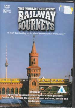 The World's Greatest Railway Journeys: Germany